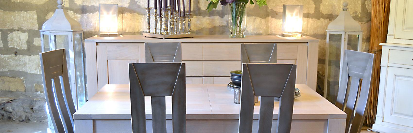 enfilade contemporaine emma lacroix b niste. Black Bedroom Furniture Sets. Home Design Ideas